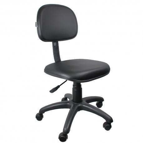 Cadeira Secretária Giratória Courvin Preto Ultra
