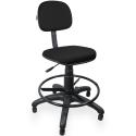Cadeira Caixa Jserrano Preto - ULTRA Móveis