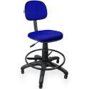 Cadeira Caixa Jserrano Azul Royal - ULTRA Móveis