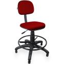 Cadeira Caixa Jserrano Vermelho - ULTRA Móveis