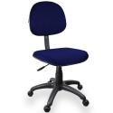 Cadeira Executiva Jserrano Azul com Preto - ULTRA Móveis
