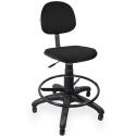 Cadeira Caixa Executiva Jserrano Preto - ULTRA Móveis