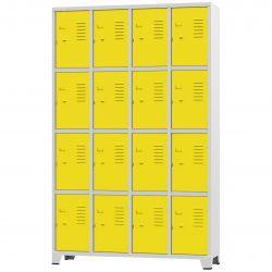 Roupeiro GRP 16 Porta Amarela - CHAPA 26