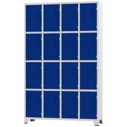 Roupeiro GRP 16 Porta Azul - CHAPA 26